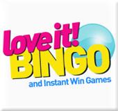 Love It Bingo