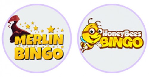 New Bingo Sites Live Bingo Network Merlin Bingo Honey Bees Bingo
