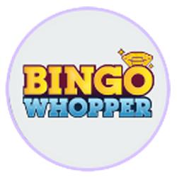 Bingo Whopper New Bingo Site Logo