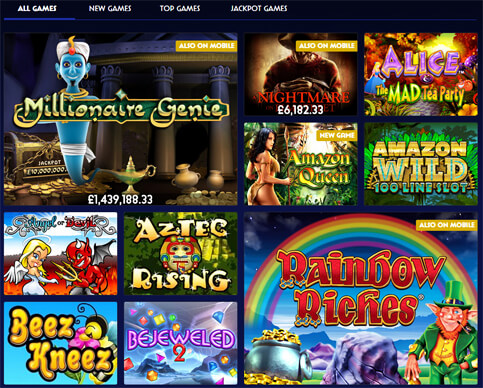 Foxy Casino Games & No Deposit Bonus