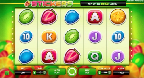 Stickers-slots