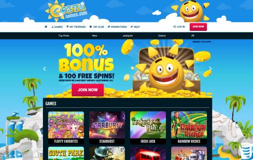 costa games casino site