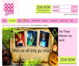 888 Three Witches
