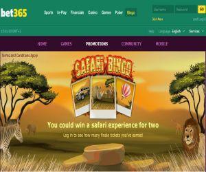 bet365 Safari