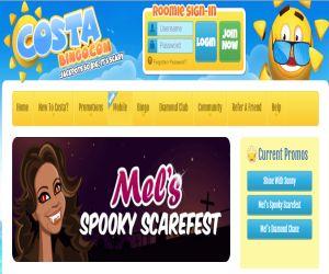 Costa Spookfest