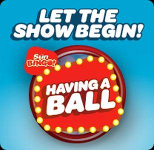 Sun Bingo Ball of Fun