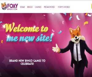 Foxys new site