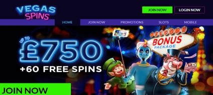 Vegas Spins Screenshot