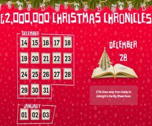 Betfair's Christmas Chronicles
