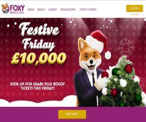 Foxy's Festive Fun