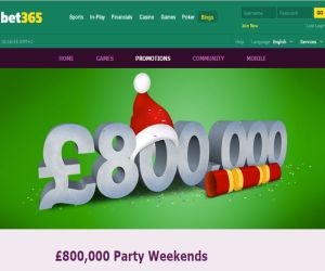 bet365 party weekend 300 x 250