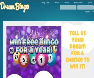 Dream Bingo for a year