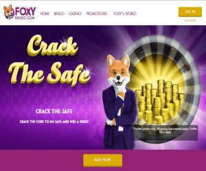 Foxy Crack the Safe