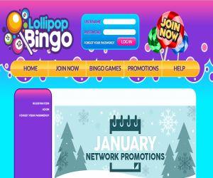 Lollipop January offers