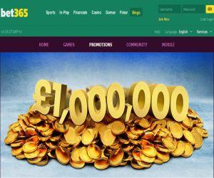 bet365 January Jackpots