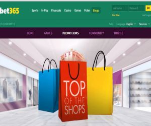 bet365 Top of the Shops