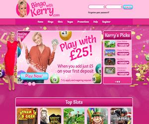 Bingo With Kerry