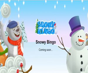 Snowy Bingo