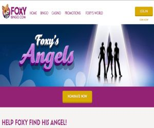 Foxy's Angels Promotion