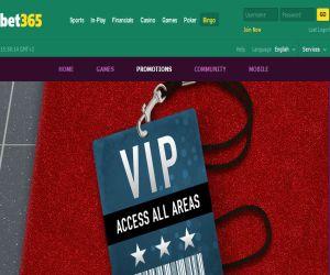 bet365 Bingo VIP Night
