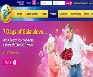Gala Bingo Galalalove