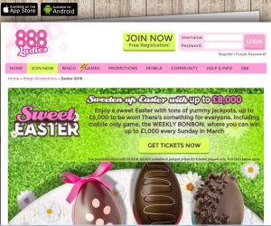 888 Ladies Sweet Easter