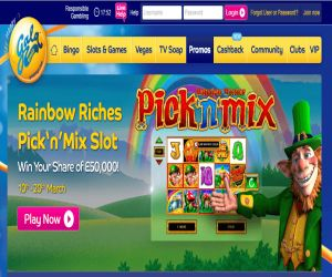 Gala Rainbow Riches 50K