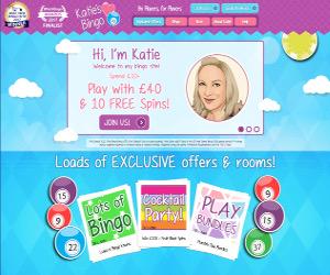 Katie's Bingo home