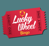 Lucky Wheel Bingo Logo