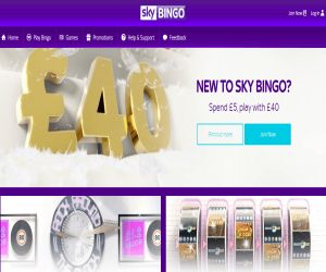Sky Bingo's New Look