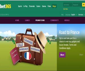 bet365 Bingo Road to France