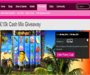 Mecca Bingo Cash Mix