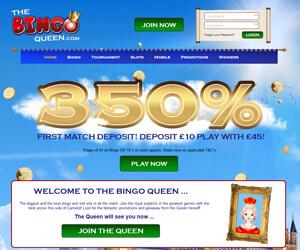 The Bingo Queen Home