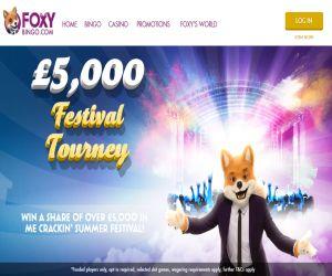 Foxy's 5K Festival Tourney