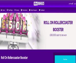 Sky Bingo Rollercoaster