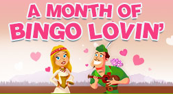 Valentine's Day Bingo Promotions