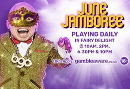 £500 June Jamboree BGO Bingo
