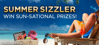 Summer Sizzler Polo Bingo