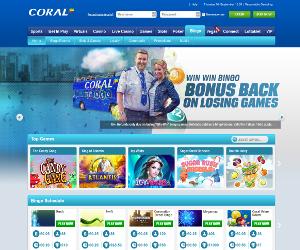 Coral Bingo home