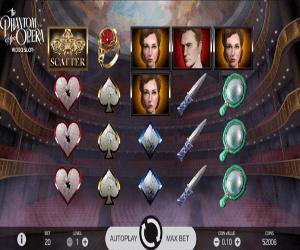 Phantom of the Opera Slots