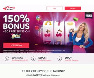 Cherry Wins Casino