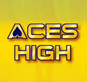 Aces High Hi Lo Logo