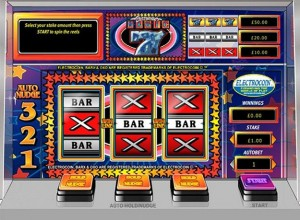 Bar X Magic 7 Slots Screenshot