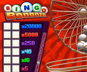 Bingo Bonanza Screenshot