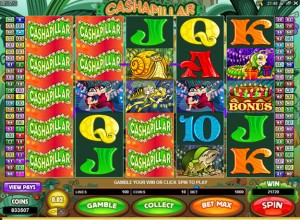 Cashapillar Slots Screenshot