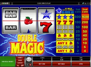 Double Magic Slots Screenshot