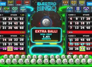 Electro Bingo Screenshot