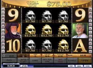 Gladiator Slots Screenshot