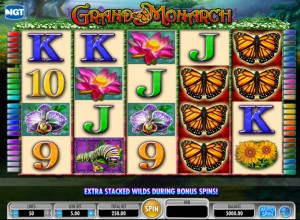 Grand Monarch Slots Screenshot