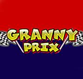 Granny Prix Scratch Cards Logo